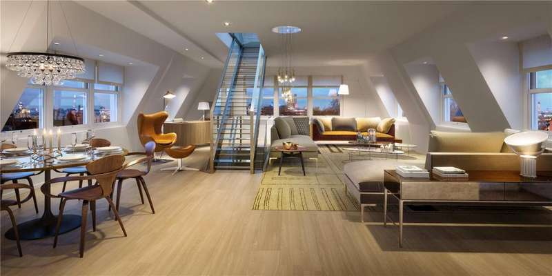 4 Bedrooms House for sale in Aldwych Chambers, Temple, WC2R