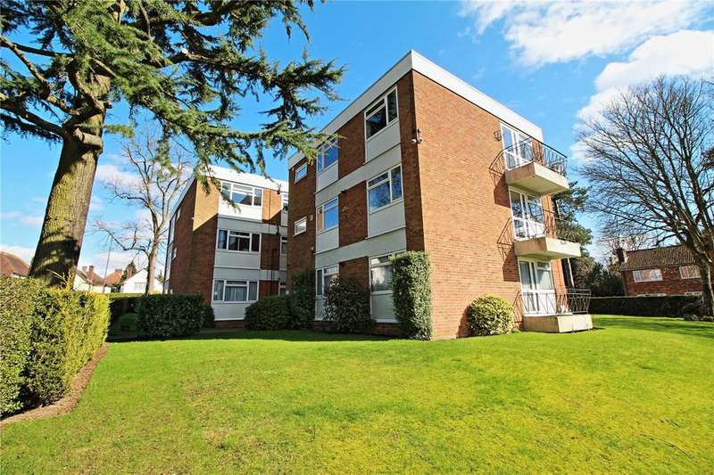 2 Bedrooms Apartment Flat for sale in Broomfield House, Stanmore Hill, Stanmore, HA7