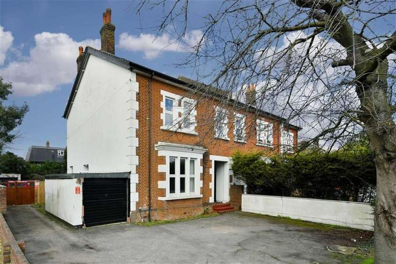 3 Bedrooms Semi Detached House for sale in Epsom Road, Epsom, Surrey