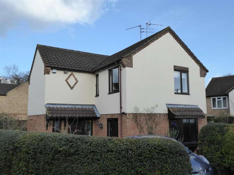 4 Bedrooms Detached House for sale in Larkwood Close, Kettering