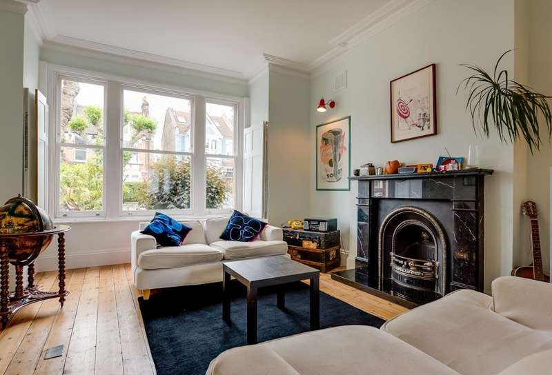 2 Bedrooms Flat for sale in Lushington Road, London, NW10