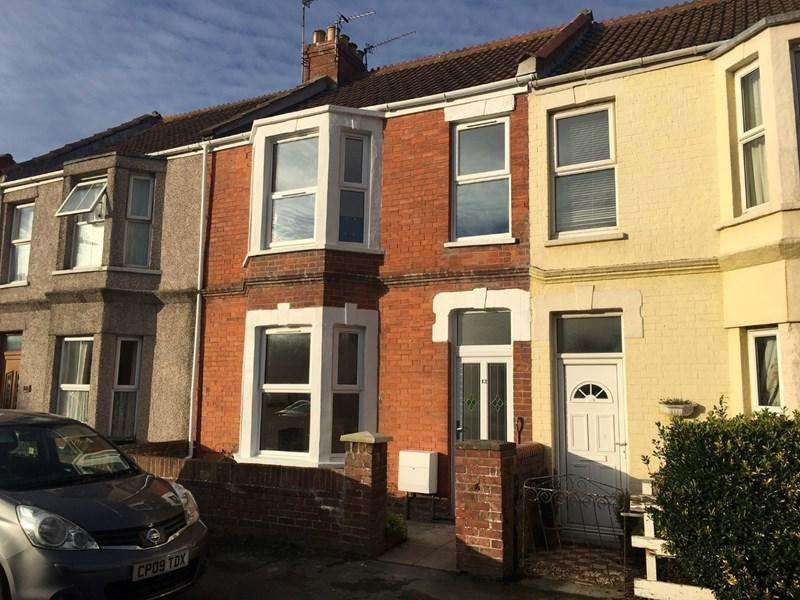 3 Bedrooms Terraced House for sale in Summerville Terrace, Burnham-On-Sea
