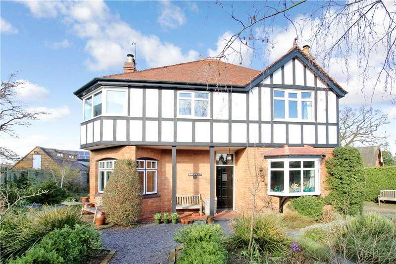3 Bedrooms Detached House for sale in Madresfield Road, Malvern, Worcestershire, WR14
