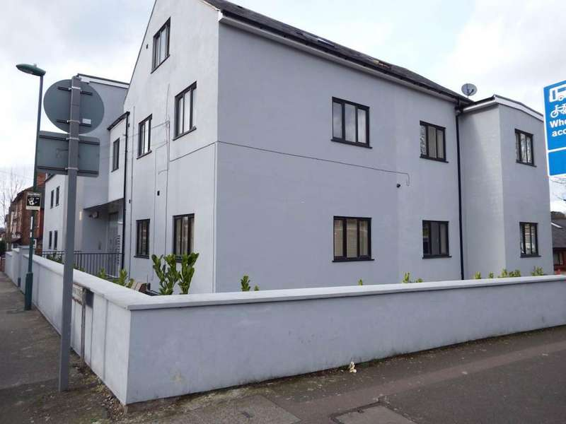 2 Bedrooms Flat for rent in Aria Court, Mansfield Road, Sherwood, Nottingham