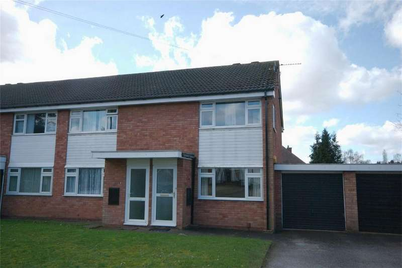 2 Bedrooms Maisonette Flat for sale in Mere Green Road, Four Oaks, SUTTON COLDFIELD, West Midlands