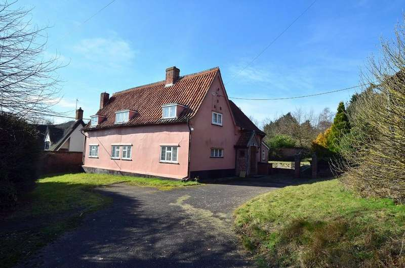 3 Bedrooms Detached House for sale in High Street, Ufford