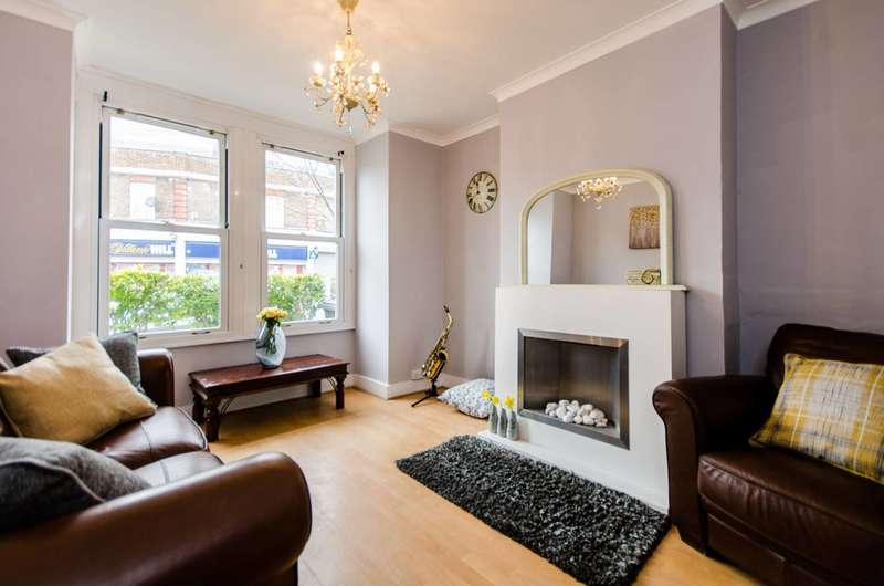 2 Bedrooms Terraced House for sale in St Norbert Road, Brockley, SE4