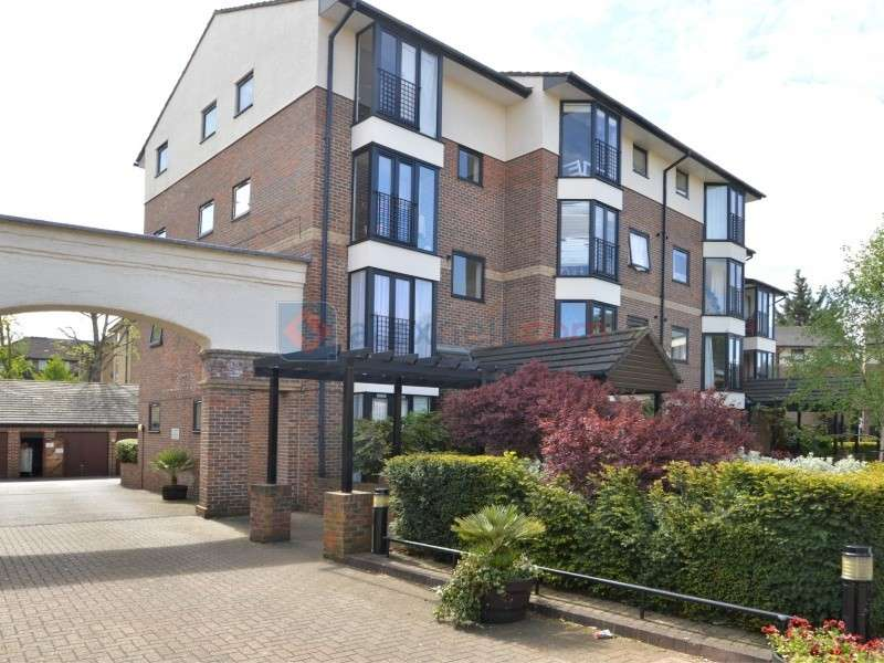 1 Bedroom Flat for sale in Barnfield Place, Isle of Dogs E14