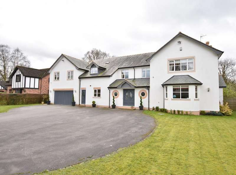 5 Bedrooms Detached House for sale in Theobald Road, Bowdon