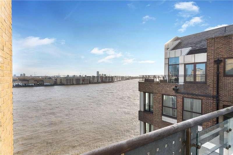 1 Bedroom Flat for sale in Phoenix Wharf, 14-16 Narrow Street, Limehouse, London, E14
