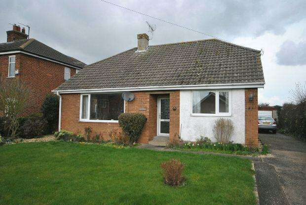 3 Bedrooms Detached Bungalow for sale in Church Lane, Holton-Le-Clay, GRIMSBY