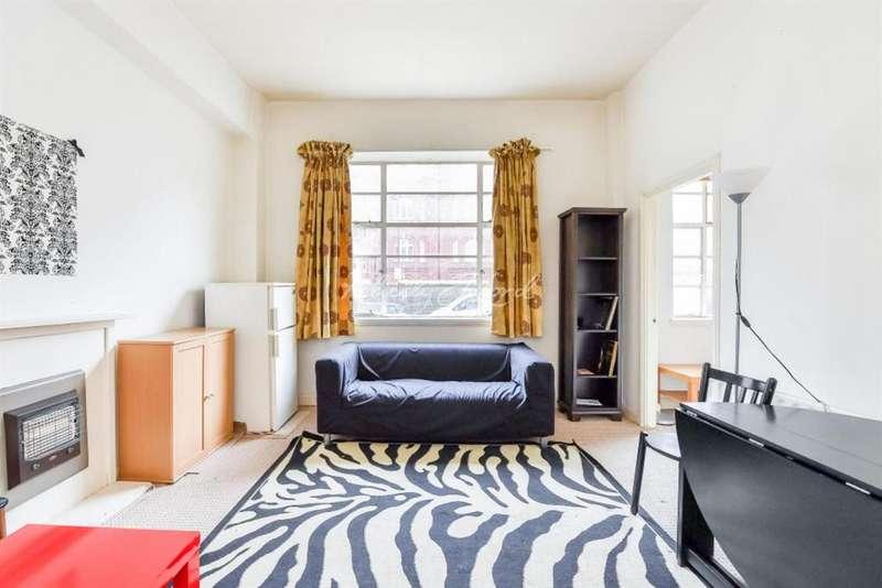 1 Bedroom Flat for sale in Kings Court, W6
