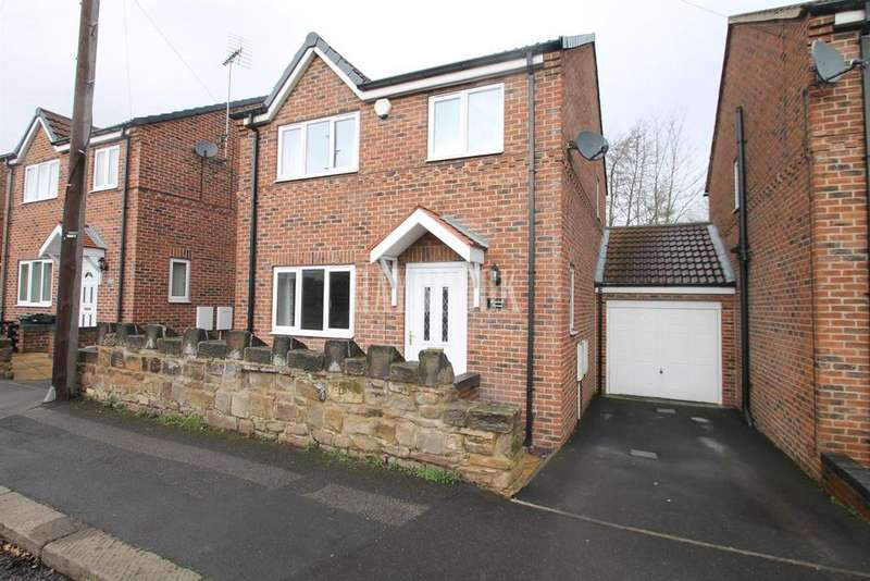 3 Bedrooms Detached House for sale in Steadfolds Lane, Thurcroft