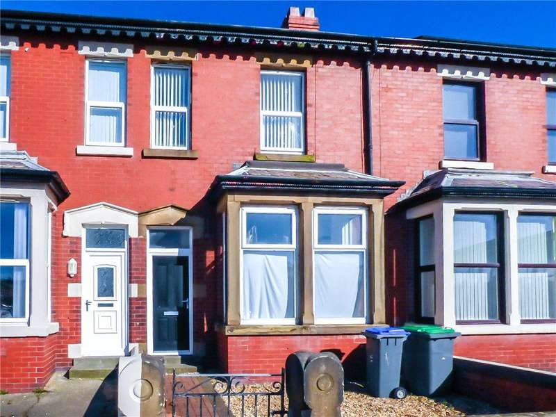 3 Bedrooms Terraced House for sale in Victory Road, Blackpool, Lancashire