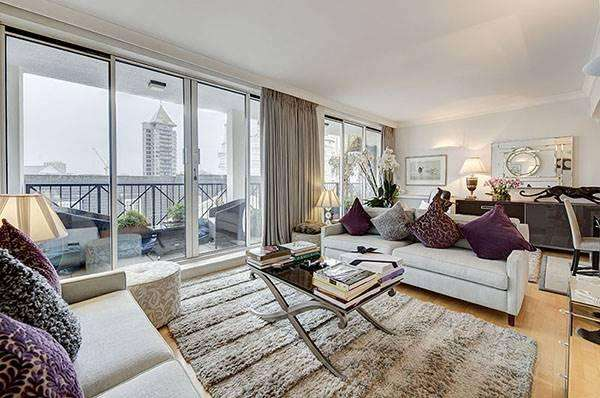 3 Bedrooms Penthouse Flat for sale in The Quadrangle, Chelsea Harbour, London SW10