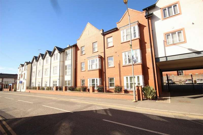 2 Bedrooms Flat for sale in The Carriageworks, New Street, Mold, Flintshire