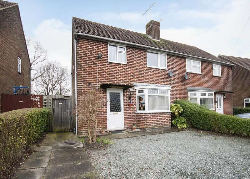 2 Bedrooms Semi Detached House for sale in Bishop Street, Alfreton, Derbyshire DE55