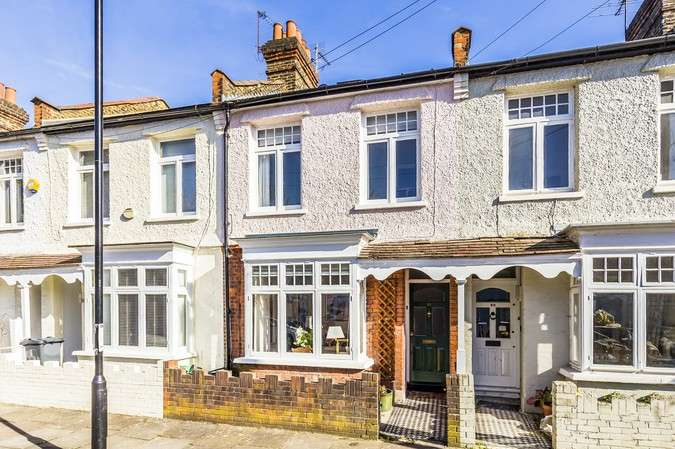 3 Bedrooms Terraced House for sale in Magnolia Road, Chiswick