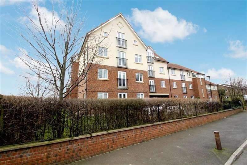 2 Bedrooms Flat for sale in Friars Rise, Monkseaton
