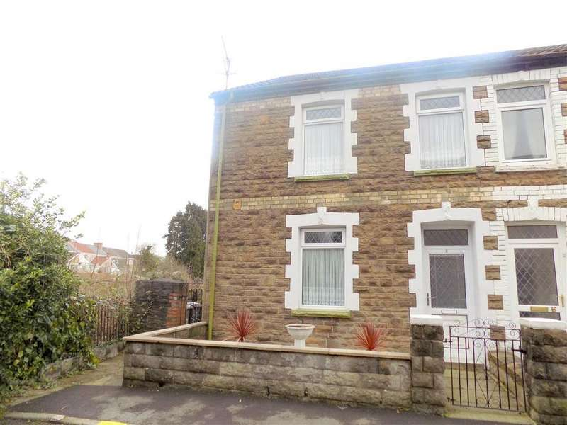 3 Bedrooms End Of Terrace House for sale in Grove Lane, Skewen, Neath