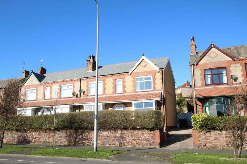 4 Bedrooms Semi Detached House for sale in 151 Roose Road, Barrow