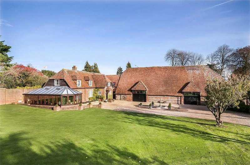6 Bedrooms Detached House for sale in Whiteparish, Salisbury, Wiltshire