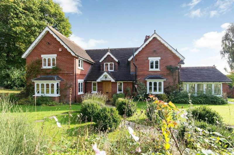 5 Bedrooms Detached House for sale in Braishfield Road, Braishfield, Hampshire, SO51