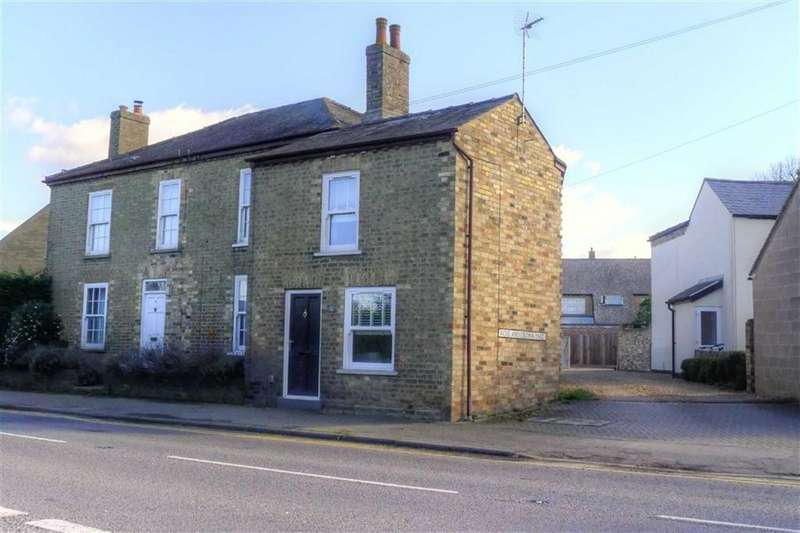 1 Bedroom End Of Terrace House for sale in Earith Road, Willingham, Cambridge