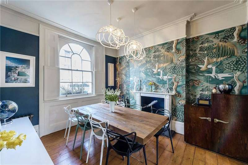 5 Bedrooms Terraced House for sale in Arundel Place, Islington, London, N1