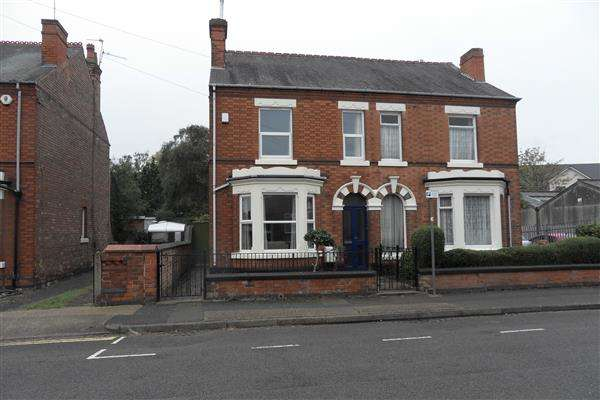 3 Bedrooms Semi Detached House for sale in Broad Street, Long Eaton