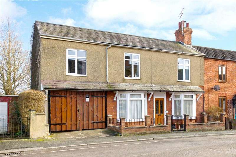 4 Bedrooms End Of Terrace House for sale in Greenfield Road, Newport Pagnell, Buckinghamshire