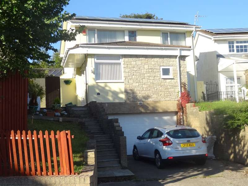 4 Bedrooms Detached House for sale in Coldbrook Road West, Barry