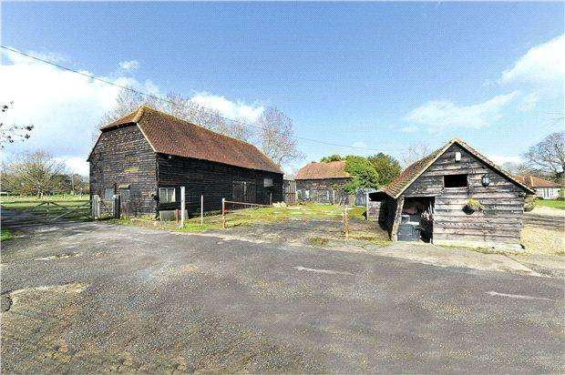 Residential Development Commercial for sale in The Green, Ewhurst, Cranleigh, Surrey