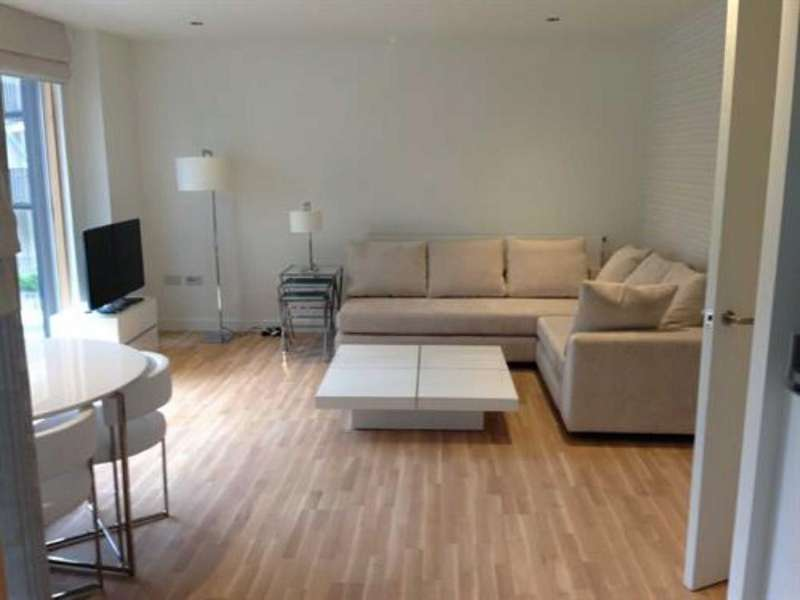 2 Bedrooms Apartment Flat for sale in Wapping Lane, E1W