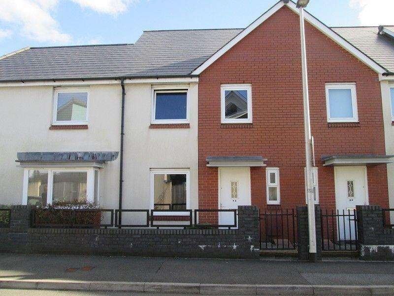 3 Bedrooms Terraced House for sale in Phoebe Road, Copper Quarter, Pentrechwyth, Swansea, West Glamorgan.