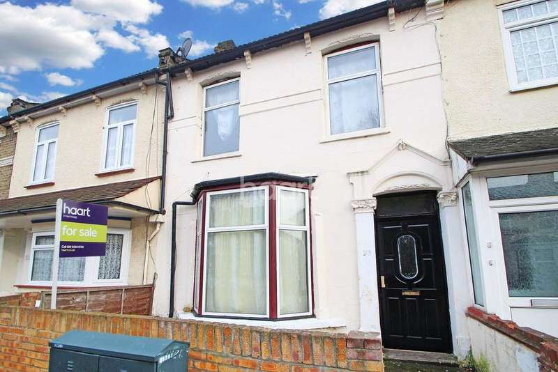 3 Bedrooms Terraced House for sale in Caistor Park Road, Stratford, London, E15