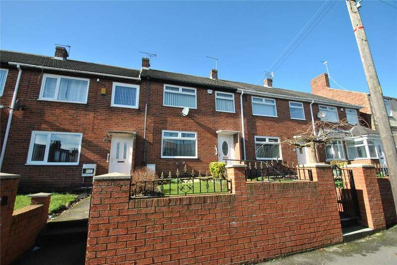 3 Bedrooms Terraced House for sale in Graham Terrace, Murton, Co Durham, SR7