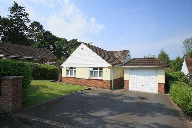 3 Bedrooms Detached Bungalow for sale in Martins Drive, Ferndown