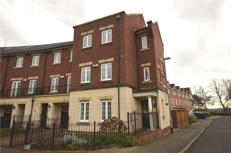 4 Bedrooms Terraced House for sale in Castle Lodge Avenue, Rothwell, Leeds