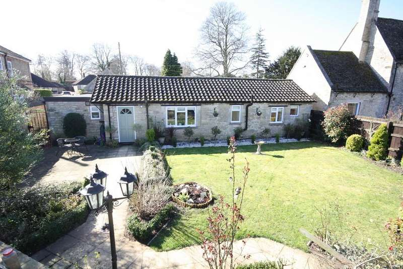 4 Bedrooms Detached Bungalow for sale in Waterside, Ryhall