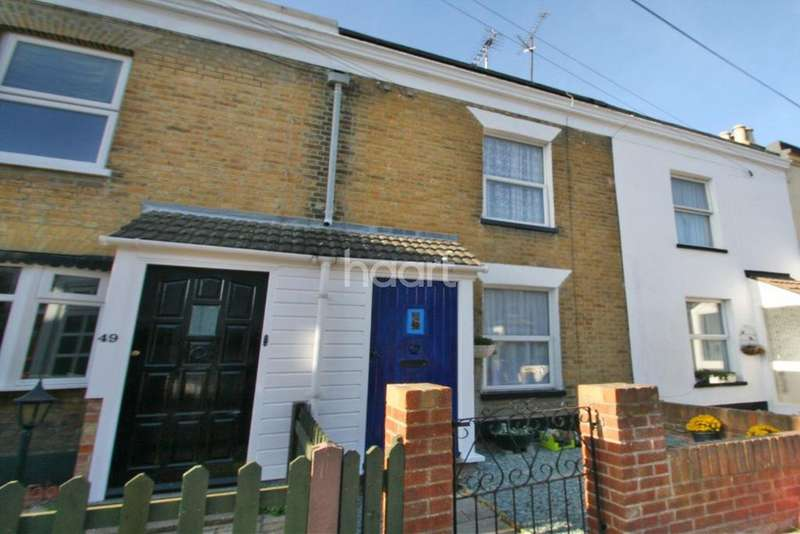 2 Bedrooms Terraced House for sale in Park Street