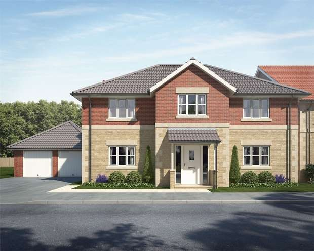 4 Bedrooms Detached House for sale in Plot 14, Elmhurst Gardens, Trowbridge, Wiltshire