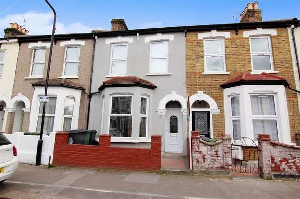 5 Bedrooms Terraced House for sale in Buxton Road, Walthamstow, London