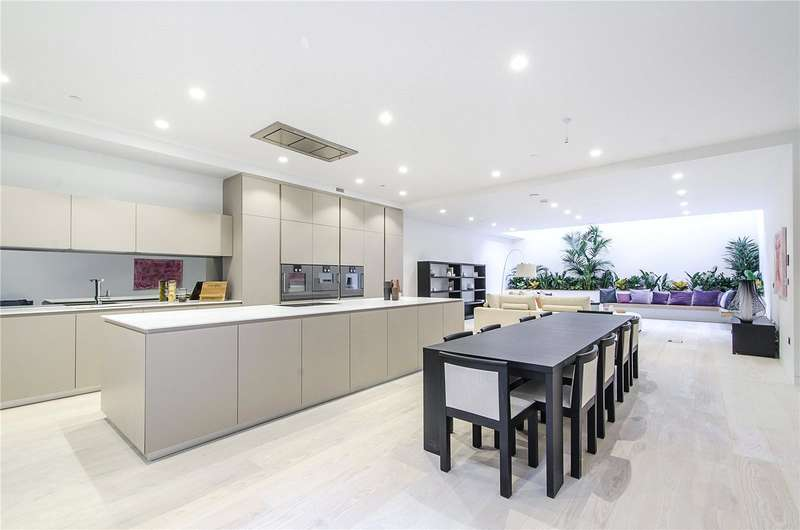 3 Bedrooms Flat for sale in Palfrey Place, London, SW8