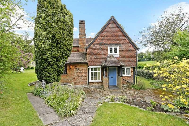 3 Bedrooms Detached House for sale in Bragmans Lane, Sarratt, Rickmansworth, Hertfordshire, WD3