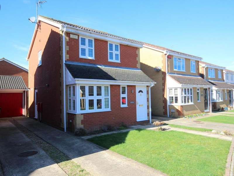 3 Bedrooms Detached House for sale in Canterbury Road, Flitwick, Bedford, MK45