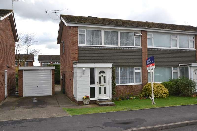 3 Bedrooms Semi Detached House for sale in Granville Gardens, Hoddesdon, EN11