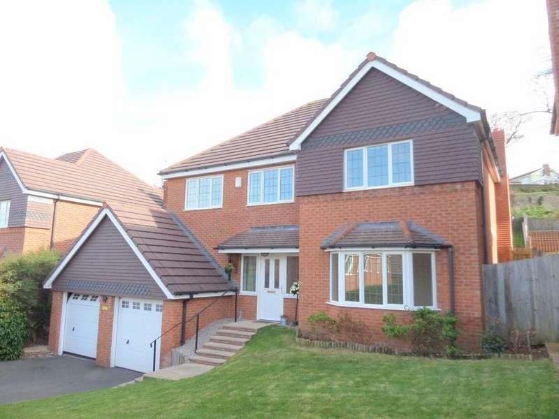4 Bedrooms Detached House for sale in Gwynant, Old Colwyn