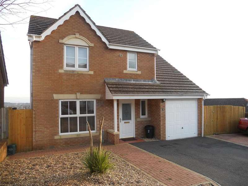4 Bedrooms Detached House for sale in Afal Sur, Barry