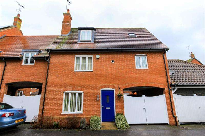4 Bedrooms House for sale in Devon Mead, Hatfield, AL10